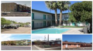 Six Tucson Apartment Communities Fetch $7.3 Million
