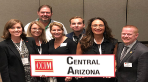 Central AZ CCIM Chapter Earns CCIM Institute's 2019 President's Cup Award