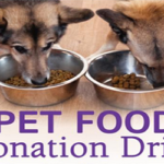 HSSA Holds Pet Food Donation Drive This Week