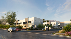 Senderos at South Mountain Apartment Community to offer exciting amenities