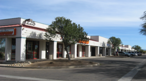 Mixed-Use Retail / Office / Industrial Valencia Commerce Center Sells for $1.36 Million