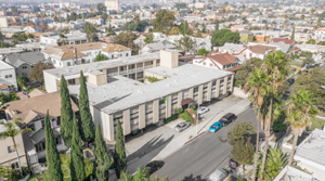 Matthews™ Brokers the Sale of a Record Price Per Square Foot Property in L.A. Neighborhood