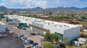 Maya Tea Company Leases 19,100-SF at Keenan Commerce Center in Tucson