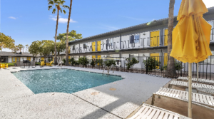 CBRE Sells Two Phoenix Multifamily Properties to California Investors