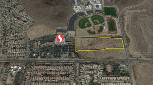 Hines Purchases $6.7 Million West Valley Parcel for Apartment Development
