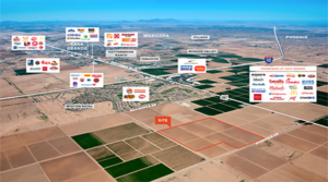 Phoenix investor buys 143-Acres for development site in Casa Grande