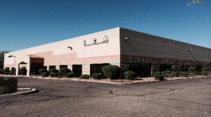 CBRE Completes $2.33 Million Sale of 18k SF Industrial Warehouse in Gilbert, Arizona