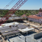 Tucson's Benedictine Redevelopment Progress