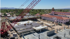 Tucson's Benedictine Redevelopment Progress