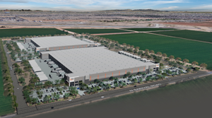 Graycor Selected to Build Phase I of Hines/Oaktree G303 Industrial Project