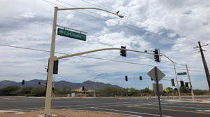 Hunter Contracting Co. putting finishing touches on $22.5M major roadway widening project in Oro Valley