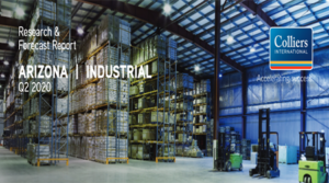 Expanding Online Commerce Drives Growth in Industrial Market