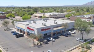 Two Walgreens Sell in Tucson MSA totalling $12.2 million.