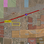 Land Advisors Organization's Metro Phoenix team closes on 70-acre site in East Buckeye  to Scannell Properties for $6.6M