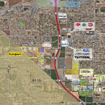 Land Advisors Organization's Phoenix Homebuilder Team closes 1st phase of 611-lot McClellan Ranch master-planned community to Pulte Homes, Meritage Homes for $9.4M
