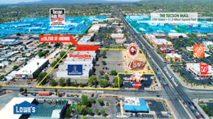 Highest Price Per SF 2020 Retail Pad Sells at Oracle & Limberlost for a Panda Express
