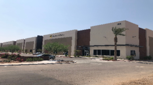 CBRE Completes 85,000SF Industrial Lease at Gilbert Spectrum Building 1