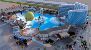 Glendale Welcomes Crystal Lagoons Island Resort to Sports & Entertainment District