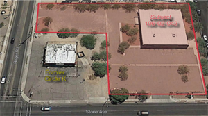 NAI Sells Former Family Dollar Store Vacant in Tucson