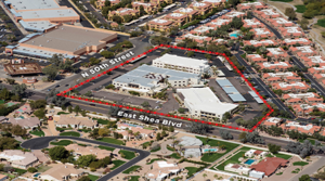 Paradise Valley Plaza Sells for nearly $16.75 Million
