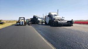 Sunland Asphalt Begins Paving New State-of-Art Track at Inde Motorsports Ranch