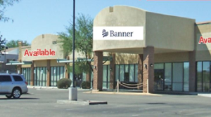 Banner Leases 8,000 SF for new Clinic at Rita Ranch
