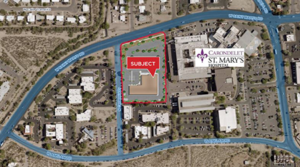 St. Mary's Medical Pavilion Replaces Century Medical Building in Tucson