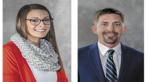 Courtney Hoyt and Tom Bersbach promoted at Sundt Construction