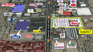 Retail Center Adjacent at Valencia Marketplace Sells for $3.544 Million