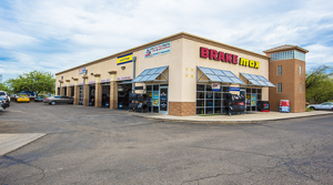 CBRE Announces $2.06 Million Sale of STNL BrakeMAX in Marana (Tucson), Ariz.