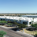 5-building light industrial park in Phoenix trades