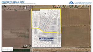 Strong start to 2021 in North Marana as DR Horton acquires Phase 2 of Village at Barnett