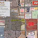 9.8 Acre Commercial Site Across from New Amazon Facility Sold for $1.1M