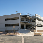Sundt Completes Parking Garage at Tucson Convention Center